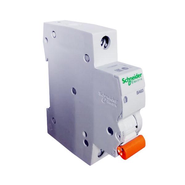 Автомат электрический Schneider Electric ВА63 1П 16A C Автоматы