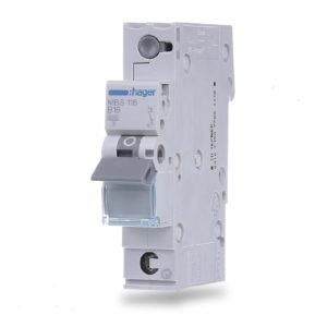 Автомат 1P C 16A автоматический выключатель Hager Автомат Hager