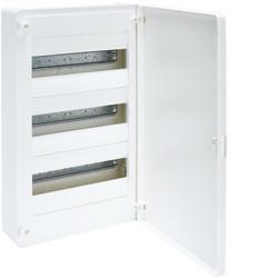 Щит распределительный накладной GOLF VS312PD на 36 модулей, белая дверца Щит VOLTA