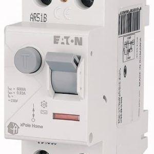 УЗО Eaton (Moeller) HNC 4,5kA тип АС 2P 40А 30mA УЗО