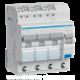 ДИФ автомат трёхфазный 4p 32A тип A х-ка С 30m ДИФ автомат трёхфазный